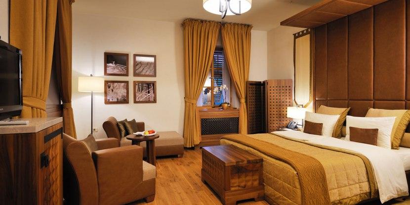 Сьют «Senior» с двумя спальнями