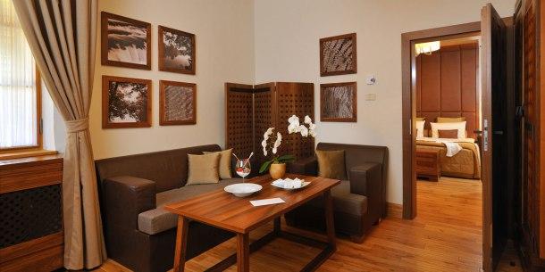 Junior suite – con soggiorno